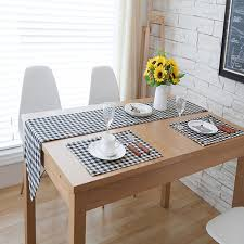 table runner for coffee table chinese modern table runner minimalist style table runners lattice