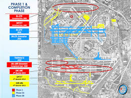 Chicago O Hare Parking Map by Chicago Airlines Desperate To Make O U0027hare Airport Expansion Look