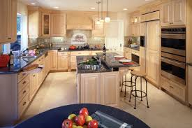 U Shaped Kitchen Designs With Breakfast Bar by Kitchen Magnificent And Modern Galley Kitchen With U Shape