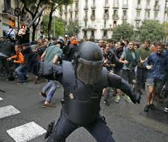 madrid entschuldigt sich für verletzte bei referendum