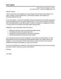 sample internship cover letter accountant resume examples