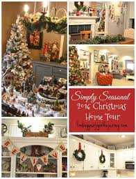 christmas home tour 2016 finding your joy in the journey