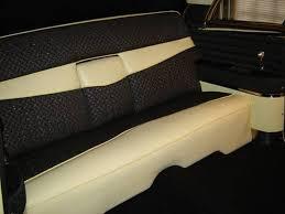 Upholstery Restoration 1956 Packard 400 Gallery Pauls Custom Interiors Auto Upholstery