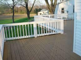 deck staining ideas radnor decoration