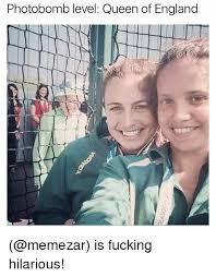 Queen Of England Meme - photobomb level queen of england is fucking hilarious england