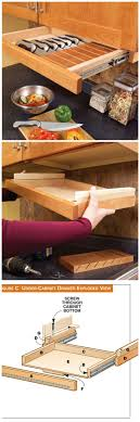 Best  Cabinet Drawers Ideas On Pinterest Kitchen Drawers - Drawers for kitchen cabinets