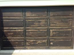 Overhead Doors Prices The Cost Of Refinishing A Wood Front Door Or Garage Door