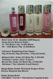 Parfum Casablanca Merah parfume refill bandung toko qila parfume