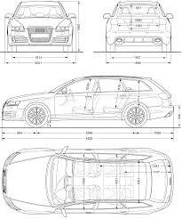 audi rs6 c6 2008 blueprint download free blueprint for 3d modeling