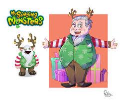 My Singing Monster My Singing Monster By Palmzarel On Deviantart