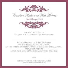 exles of wedding ceremony programs exle of wedding invitation program wedding invitation ideas