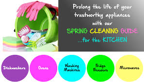 Time For Spring Cleaning by Best Tips For Sparkling Clean Kitchen Appliances U2013 It U0027s Spring