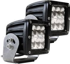 rigid industries led driving lights amazon com rigid industries 52231 d2 hd driving light with black