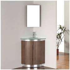 minimalist corner vanity cabinets for small bathroom