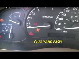 ford f150 airbag light replacement airbag light stays on cheap and easy fix youtube