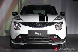 white nissan car first impression review 2015 nissan juke facelift and revolt