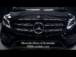 mercedes 250 black black accents 2018 mercedes gla 250 from mercedes of