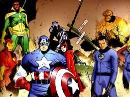free wallpapers comics wallpaper avengers fantastic