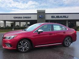 legacy subaru 2018 new car features and specials cross creek subaru fayetteville nc