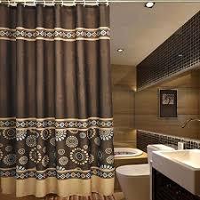 Fabric Stall Shower Curtain Ufaitheart Bathroom Waterproof Fabric Bath Curtain Stall Shower 54