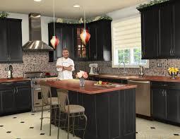 Kitchen Designer Kitchen Design Kitchen Modern Design With Wooden Breakfast Bar