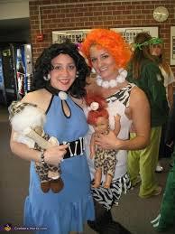 Flintstones Halloween Costumes Flintstone Family Costume Photo 2 4