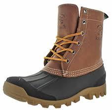 yukon s boots amazon com kamik yukon 6 toe leather brown