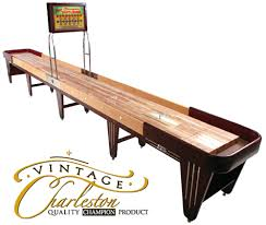 9 Foot Shuffleboard Table by Search Results