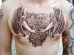 45 cool chest tattoos for inspirationseek com