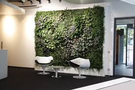 vertical wall garden living planter suite plants hali munchen