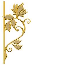 free illustration pattern ornament decor gold free image on