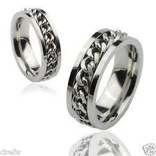 mens spinner rings men s spinner rings ebay