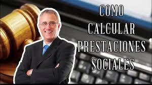 calculo referencial de prestaciones sociales en venezuela como calcular prestaciones sociales en venezuela tutorial youtube