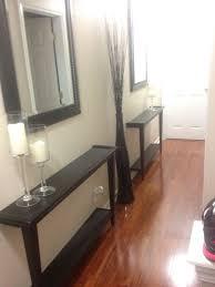 Small Hallway Table Best 25 Small Upstairs Hallway Ideas On Pinterest Small