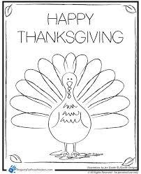 preschool turkey coloring pages funycoloring