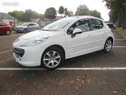 peugeot 207 year 2003 used peugeot 207 premium 1 6 vti 16v 120 your second hand cars ads