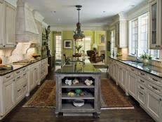 Family Kitchen Design Ideas Kitchen Design Ideas Hgtv