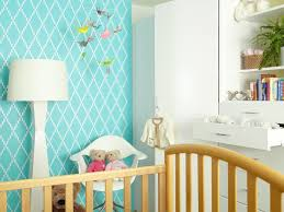 small modern nursery makeover diy