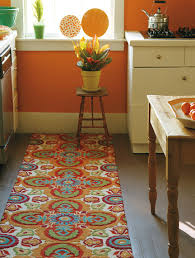 Rug Runners For Kitchen by Tara Runner Traditional Kitchen Boston By Company C