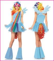 Rainbow Dash Halloween Costume 100 Ideas Melisa El Pony Halloween Costumes