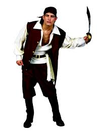 pirate costumes spirit halloween historic pirate costumes 18th and 19th century
