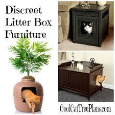 Cool Cat Scratchers Cool Cat Tree Plans Discreet Litter Box Furniture Reviews