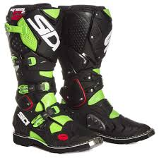 answer motocross boots sidi dc motocross boots red white blue crossfire srs mx boot