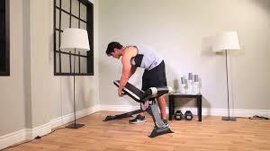 elite fitness tv marcy sb670 utility bench youtube