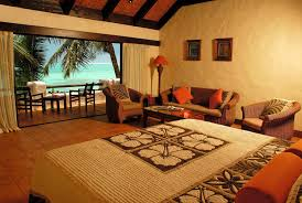 beachfront suite rarotonga accommodation pacific resort