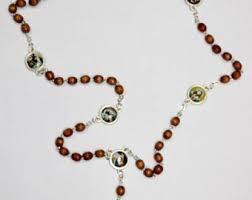 seven sorrows rosary seven sorrows etsy
