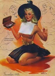 thanksgiving pin 13 vintage thanksgiving pinups ted rolf armstrong and