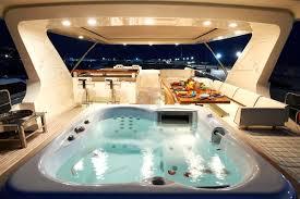 Jacuzzi Price Azimut 95 Jester Luxury Charter Yacht Greece U0026 Greek Islands