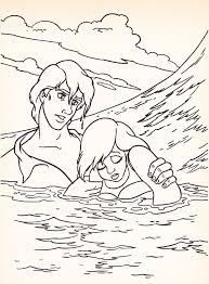 free little mermaid coloring pages image 35 gianfreda net