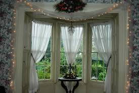 Bay Window Treatments For Bedroom - bedroom bay window curtain ideas best house design interesting